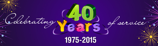 Celebrating 40 years of Specializing in Cafeteria Food Service Management