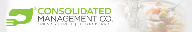 Consolidated Management Company - Food Service Management